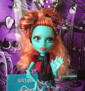 Кукла Лорна Монстер хай monster high кукла хай