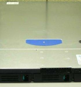 Сервер на intel xeon 1.8ghz(x2)