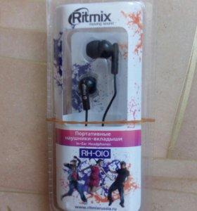 Наушники Ritmix RH-010