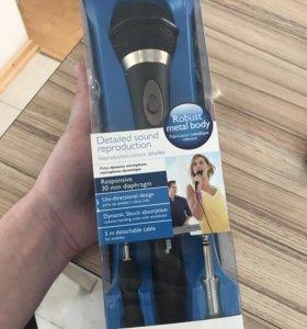 Микрофон для студии или караоке