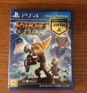 Игра Ratchet and Clank