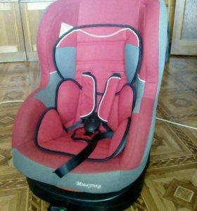 Универсальное детское автомобильное кресло Мишутка