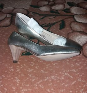 Туфли женские,новые(натур,кожа)