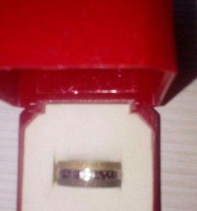 Кольцо новое 8,05гр.