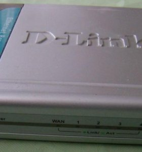 D-Link DI-604