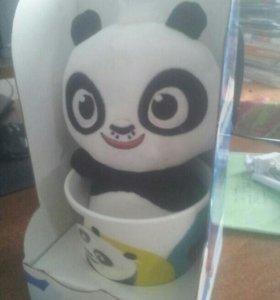Пандаа По+4наклейки