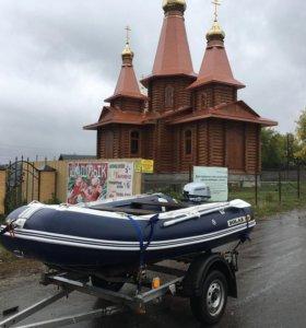 Лодка Солар 330 максима