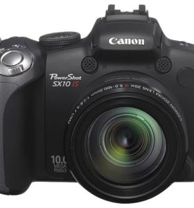 Canon PowerShot SX10 IS 4.5