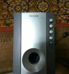 Акустика microlab 5.1