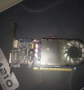 Видеокарта gt530 2gb