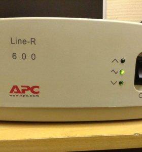 APC LineR 600