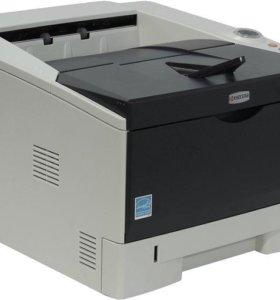 Принтер лазерный kyocera Ecosys P2035D лазерный