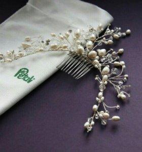 Свадебные украшения ручной работы