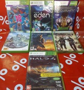 Диски для Xbox в Ассортименте (Фото от 08.03.18)