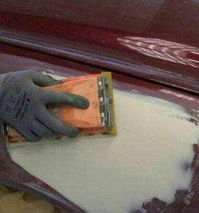 Покраска вашего авто. Покраска Раптором.