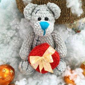 Плюшевый мишка-тедди