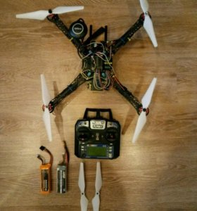 квадрокоптер ( Дрон) с gps , датчик давления
