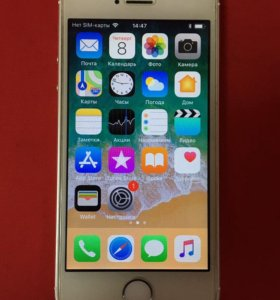 Apple iPhone 5S 64GB (ME339J/A) White (Комплект)