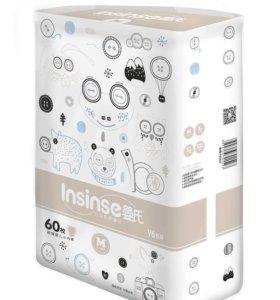 Подгузники-трусики INSINSE V6 M 6-9кг 60 шт