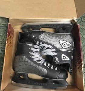 хоккейные коньки СК PROFY Lux 3000