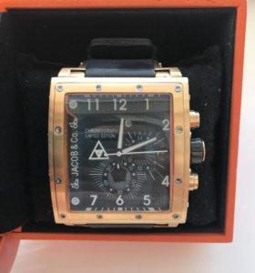 Часы Jacobs & co