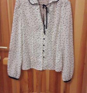 Новая блузка oodji, 42-44
