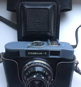 Фотоаппарат Смена 7