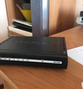 Маршрутизатор D-Link DSL2540u