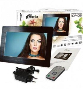 Цифровая фото-видео рамка 10'