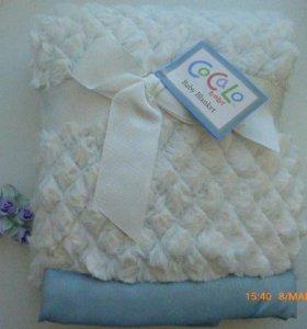 одеяло прогулочное CoCaLo, нов.