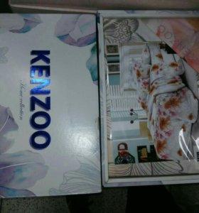 Новая постель Кензо