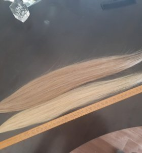 Волосы б/у. 45гр.