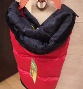 Куртка для собаки (новая, с биркой)