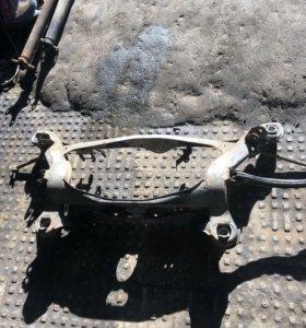 Мерседес 124 Рем комплект Суппортов Подрамник