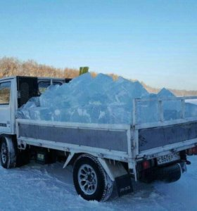 Продаю речной лёд