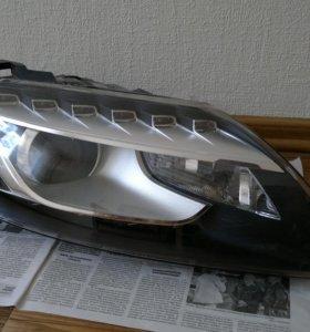 Оригинальная фара неадаптив Audi Q7 4L0941004AC