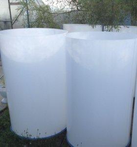 Емкости для воды (сбора дождевой воды) 1 куб