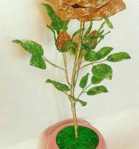 Роза на заказ