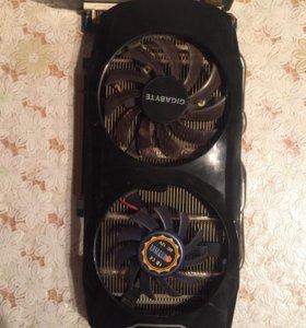 GeForce GTX 460 1GB 256-bit