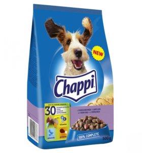 Полнорационный корм для собак CHAPPI, 15 кг