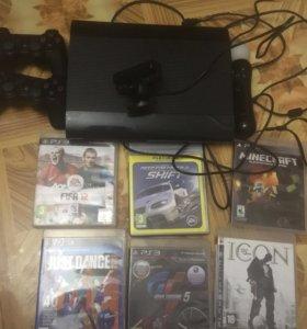 Продам Sony PlayStation 3, 500gb