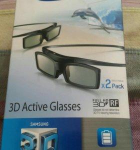 3D очки Active Glasses Samsung