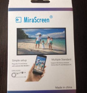 МiraScreen