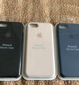 Чехлы на IPhone 8