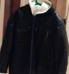 Куртка зимняя мужская 52-54