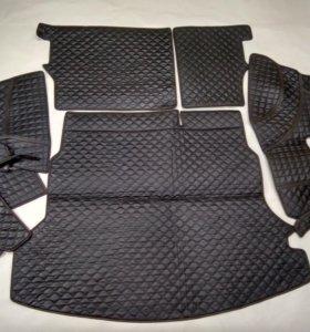3d коврик в багажник Honda CR-V
