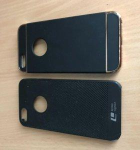 Чехлы iPhone SE, 5S