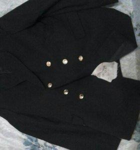 Тужурка и брюки ВМФ новые