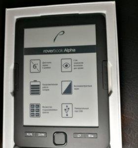 Электронная книга Roverbook Alpha