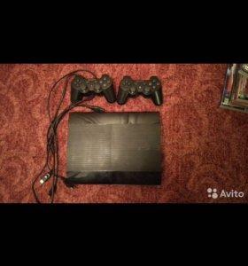 Sony PlayStation 3 500 гб super slim